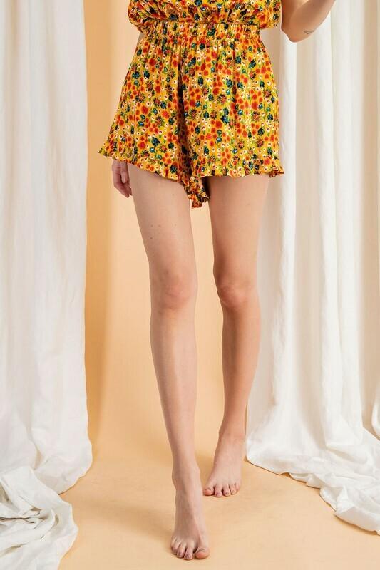 Marigold Shorts