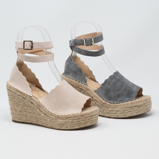 Jade Wedges