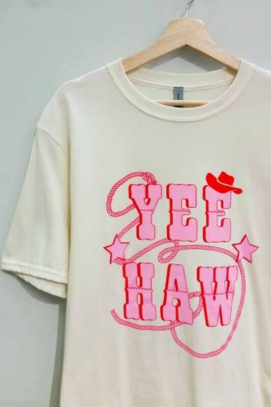 Yee Haw Tee