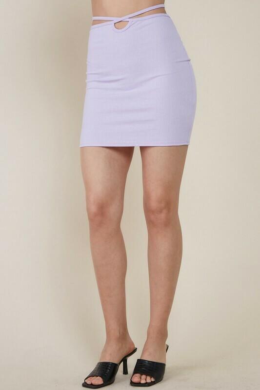 Keyhole Skirt