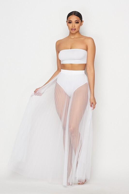 Bella Tulle Skirt