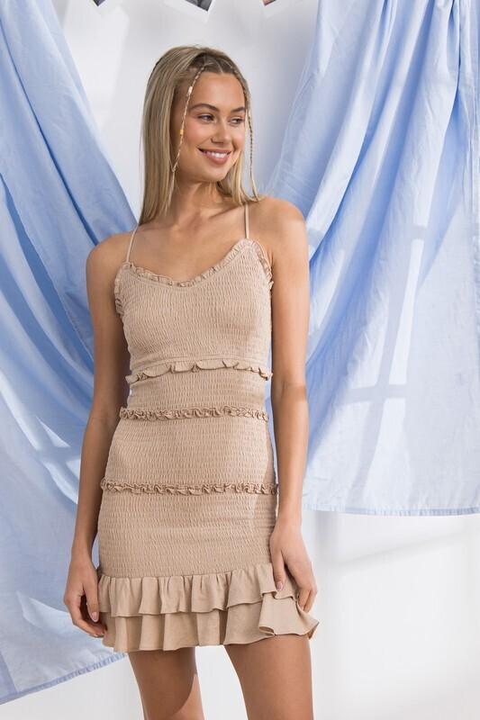 Summer Sands Dress