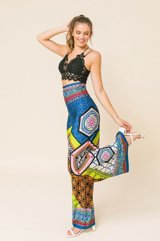 Mosaic Pants