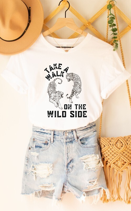 The Wild Side Tee