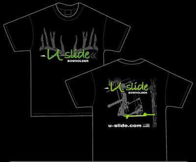 Mens Short Sleeve T-Shirt Neon Green Logo