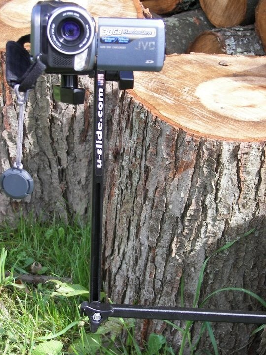 U-Slide w/ Camera Mount Combo