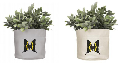 Inman Park Butterfly Planter Cover