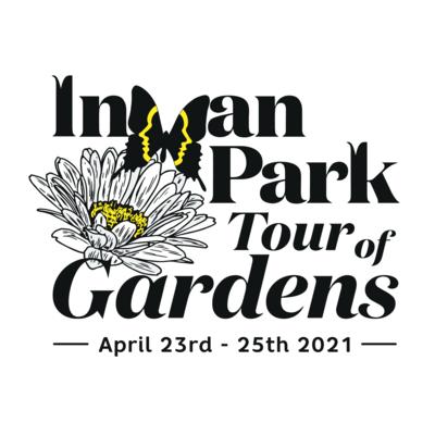 2021 Inman Park Tour of Gardens Poster (18x24)