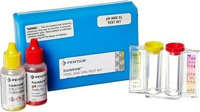 Kit Para Medir Cloro y pH. Precio sin ISV