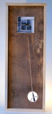 Danish Rustic Wall Clock