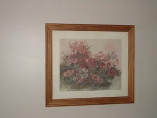 Floral Arrangement by M. Bertrand
