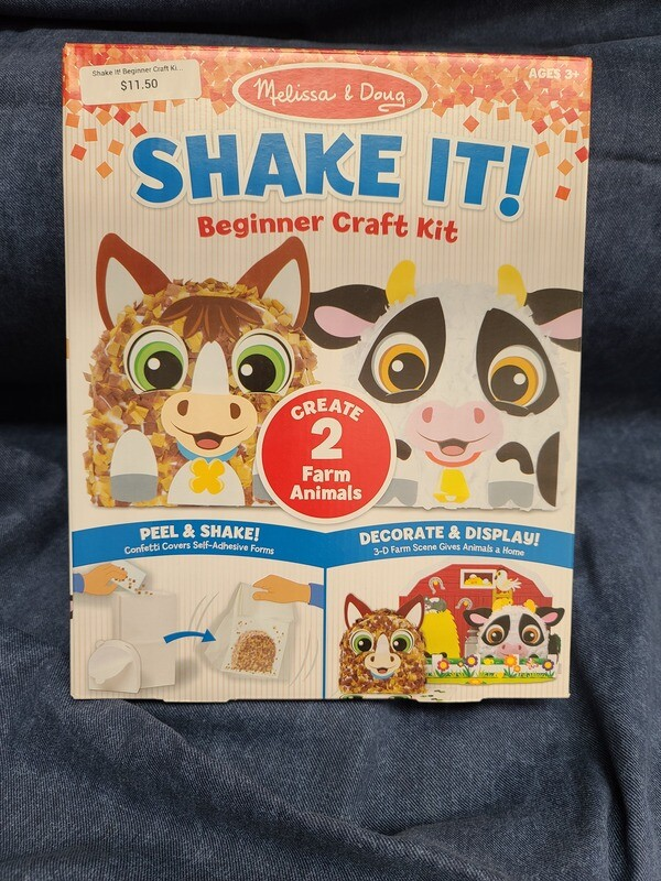 Shake It! Beginner Craft Kit-Farm