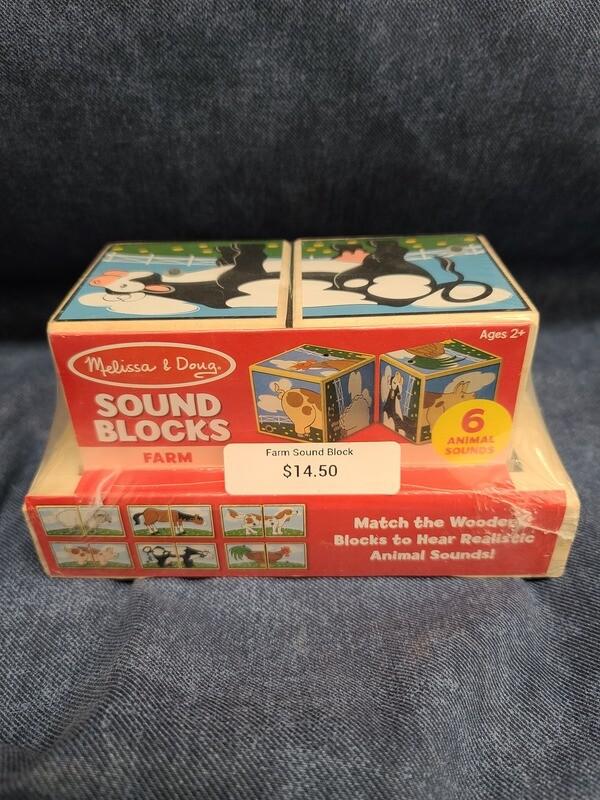 Farm Sound Block