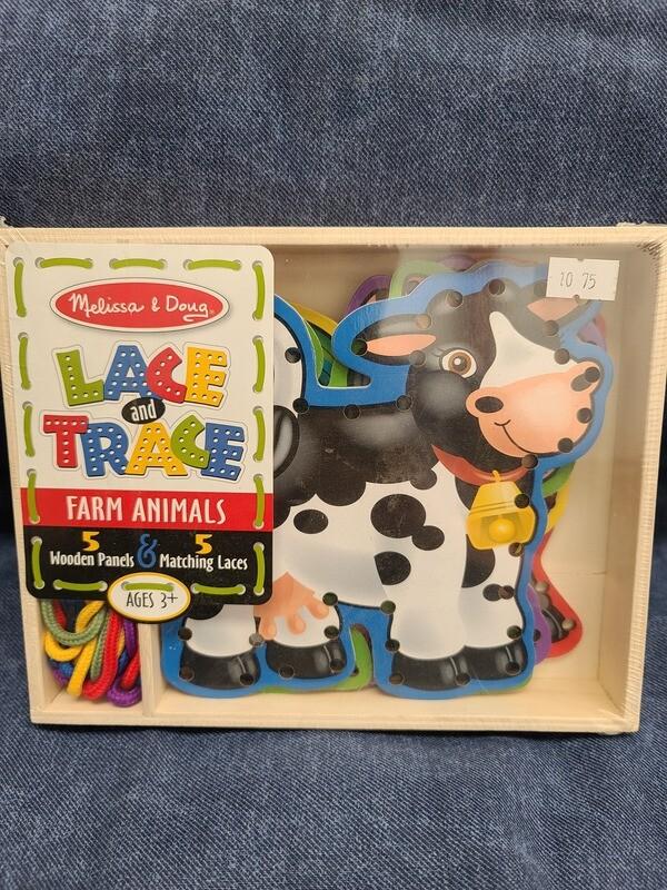 Lace & Trace Farm Animals
