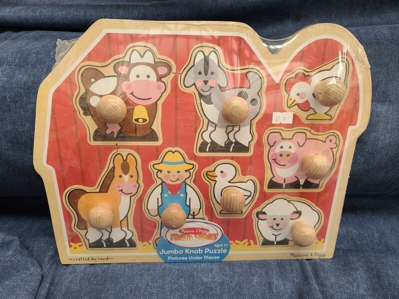 Puzzle Jumbo Knob-Farm