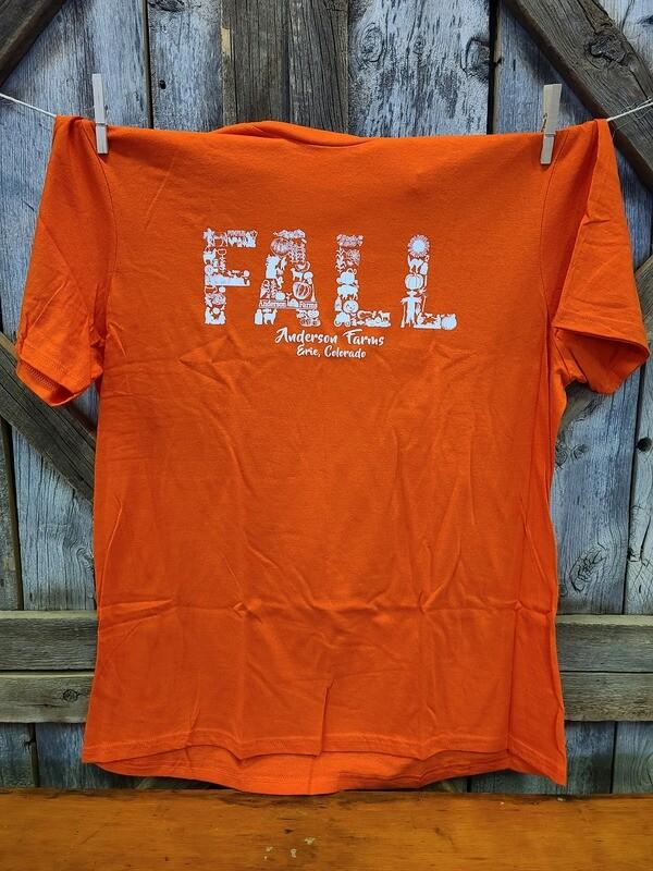 FALL T-Shirt-MEDIUM