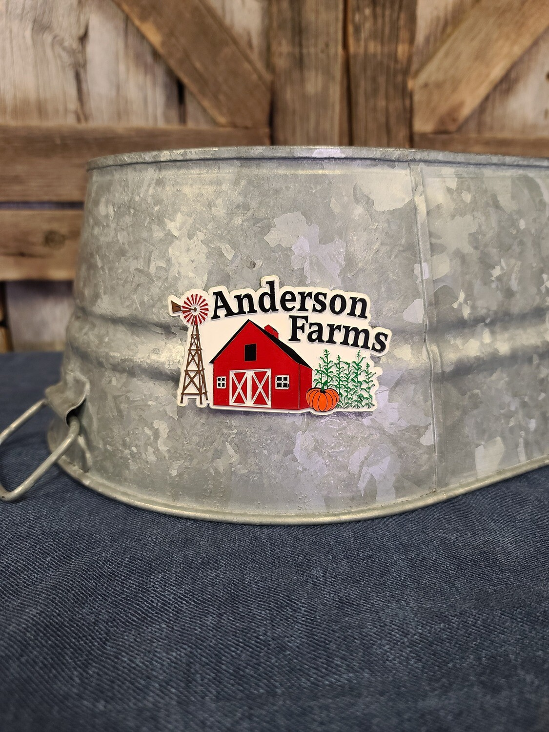 Anderson Farms Magnet