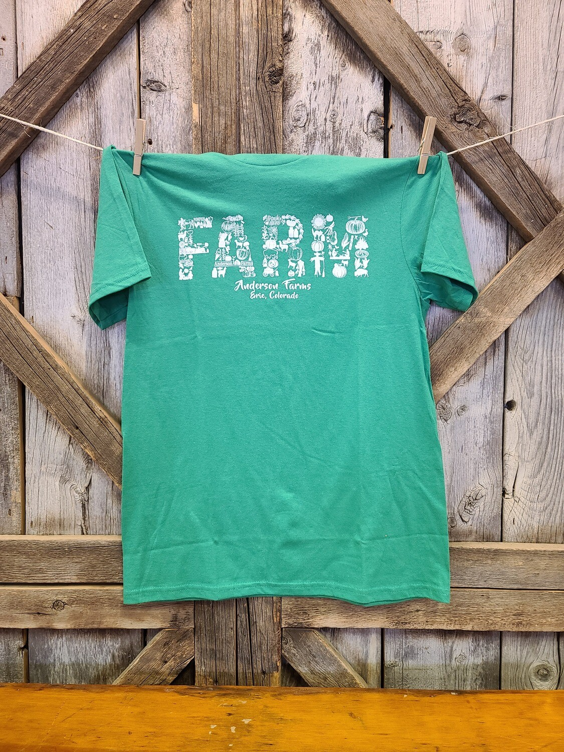 FARM T-Shirt-MEDIUM