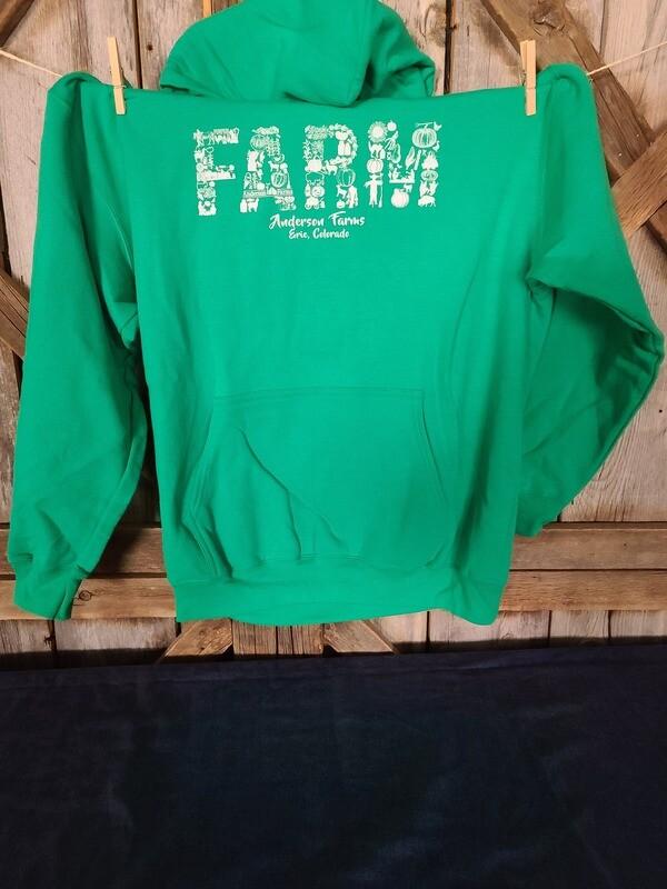 FARM Hoodie-XXLARGE