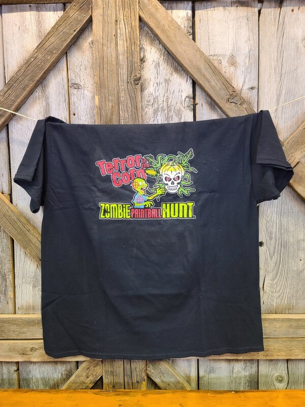 Throwback T-Shirt-XXLARGE