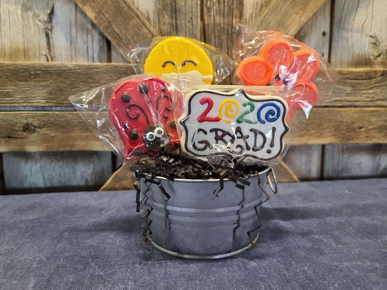 Build Your Own Rice Krispy Bouquet