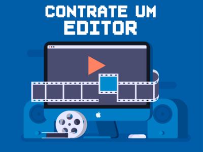 EDITOR - VÍDEO PERSONALIZADO