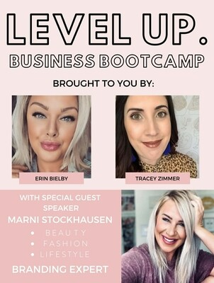 LEVEL UP ONLINE BOOTCAMP