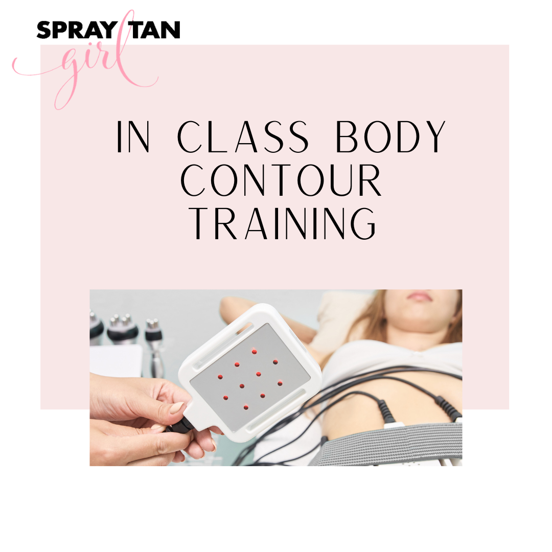 Body Contour In Class $1,500 ($450 deposit required. Balance due day of training)