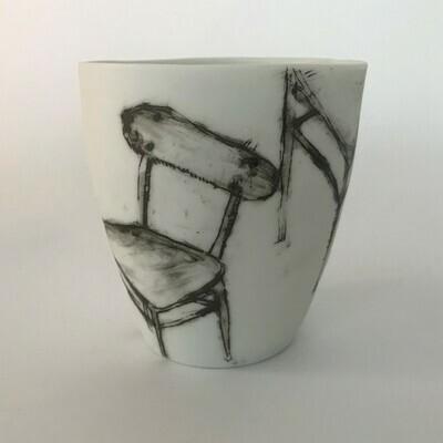 take a seat (beaker)