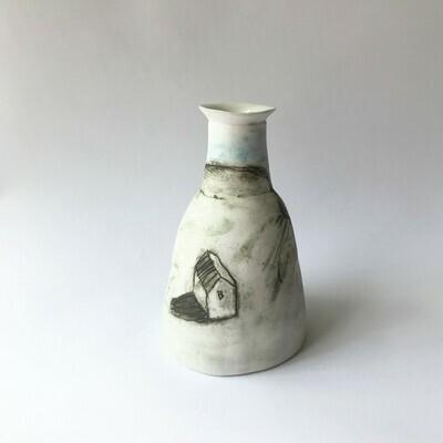 all at sea (vase)