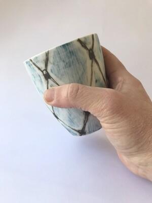 patterned beaker