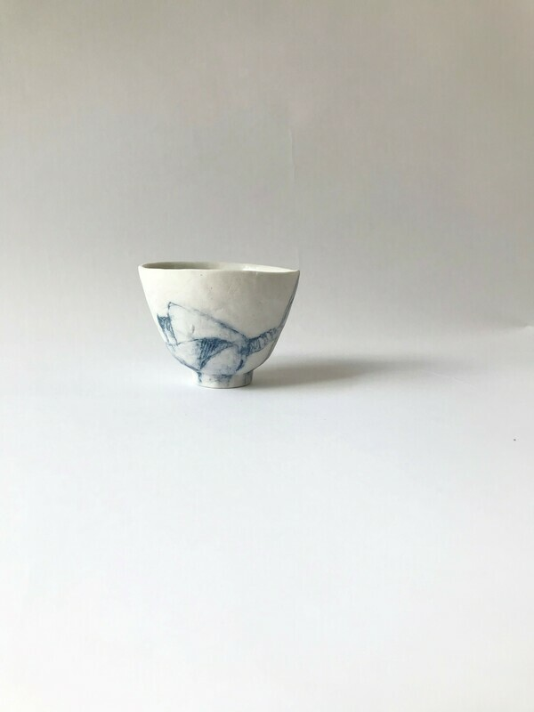 Proustian days (very small bowl)