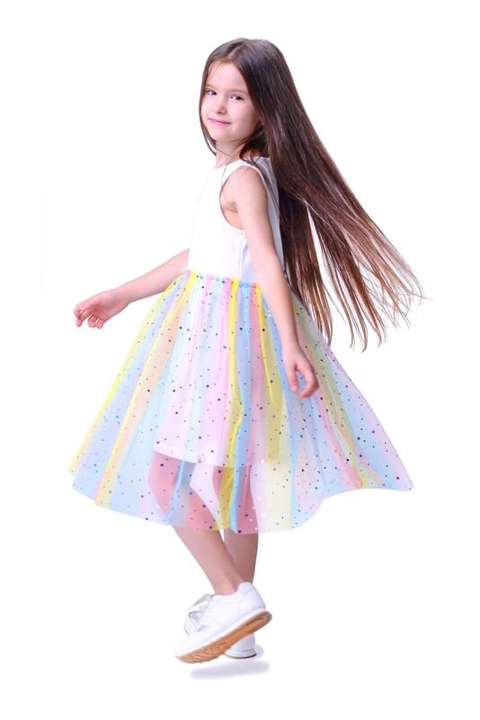 Романтичное платье (3 и 9 лет! ПОСЛЕДНИЕ РАЗМЕРЫ!)