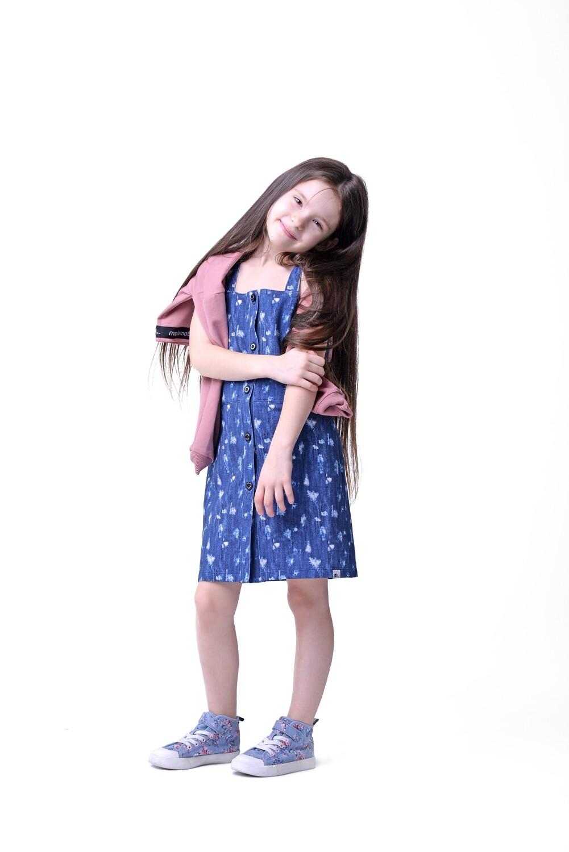 Сарафан (10-12 лет! ПОСЛЕДНИЕ РАЗМЕРЫ!)