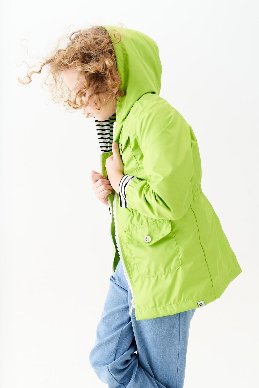 Куртка-ветровка на подкладке