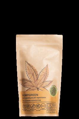 Натуральный белок из семян конопли HempGreen
