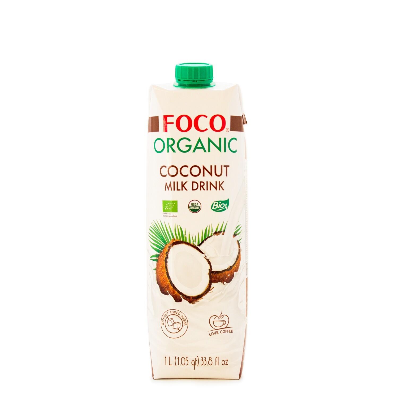 Кокосовый молочный напиток органический