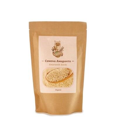 Органические семена амаранта