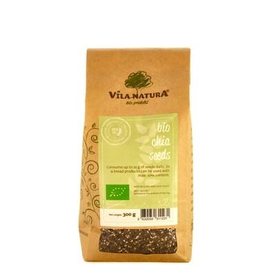 Органические семена чиа Vila Natura