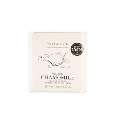 """""""Anassa Organics"""" Природная ромашка чай"""