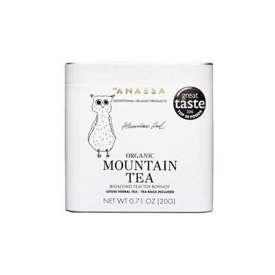 """""""Anassa Organics"""" Природный горный чай"""