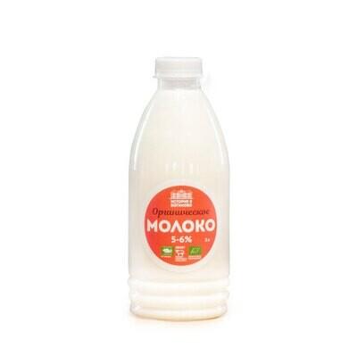 Молоко 5-6%