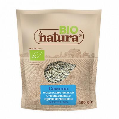 Семена подсолнечника очищенные Natura