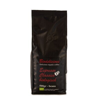 Кофе Espresso Classic Organic
