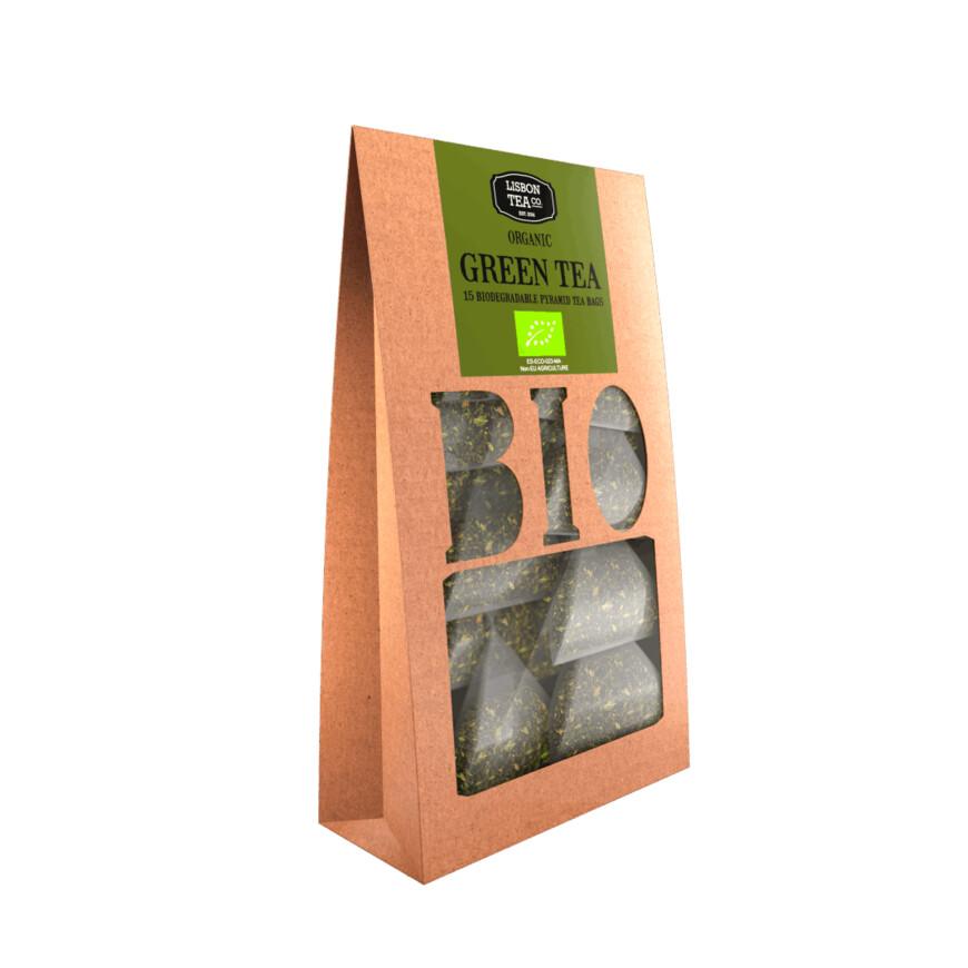 """""""Lisbon Tea"""" Чай зеленый Органик"""