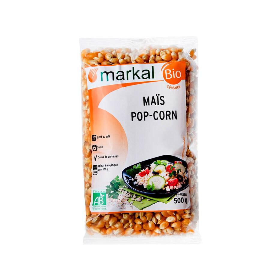 Зерна кукурузы для попкорна
