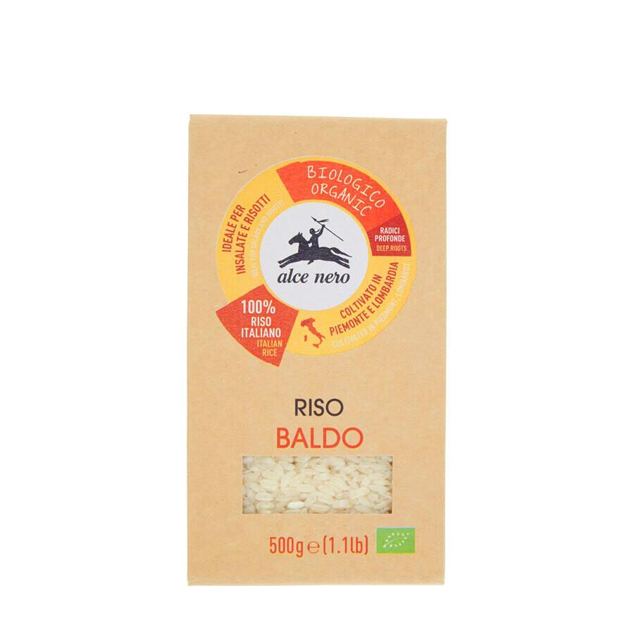 Био рис шлифованный белый Baldo