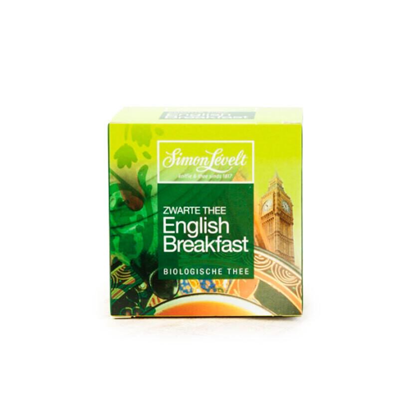 Чай черный байховый English Breakfast