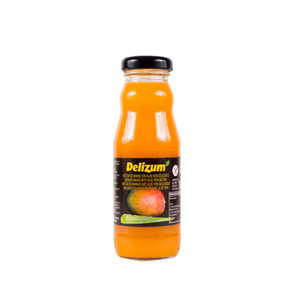 Сок манго и алоэ нектар