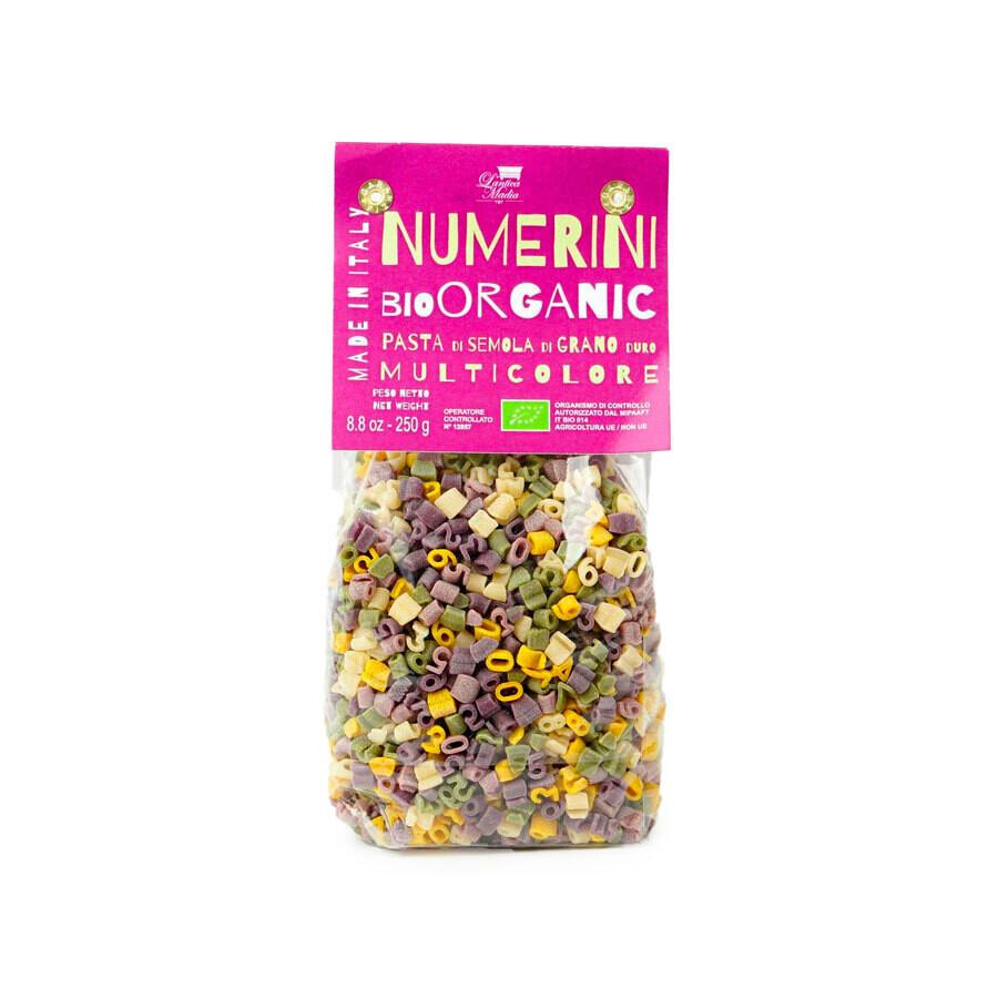 Паста детская Нумерини, 5 цветов